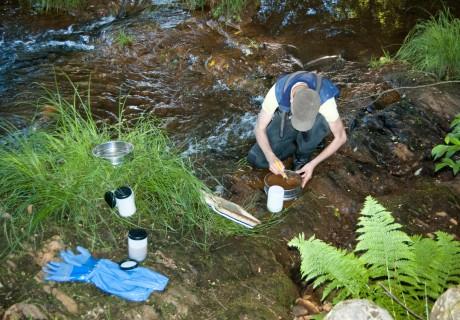Plan de Vigilancia Ambiental del río Eume