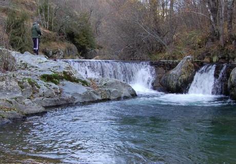 Estudi sobre la connectivitat ecològica en la xarxa hidrogràfica del Parc Natural de l'Alt Pirineu